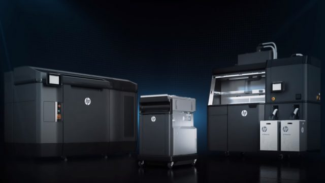 Our Newest Capability at Aerosport! HP Multi Jet Fusion 3D Printer